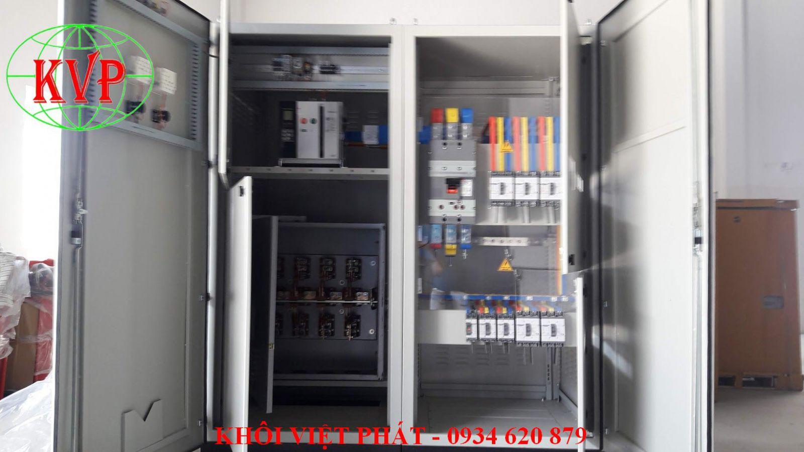 sản xuất tủ bảng điện