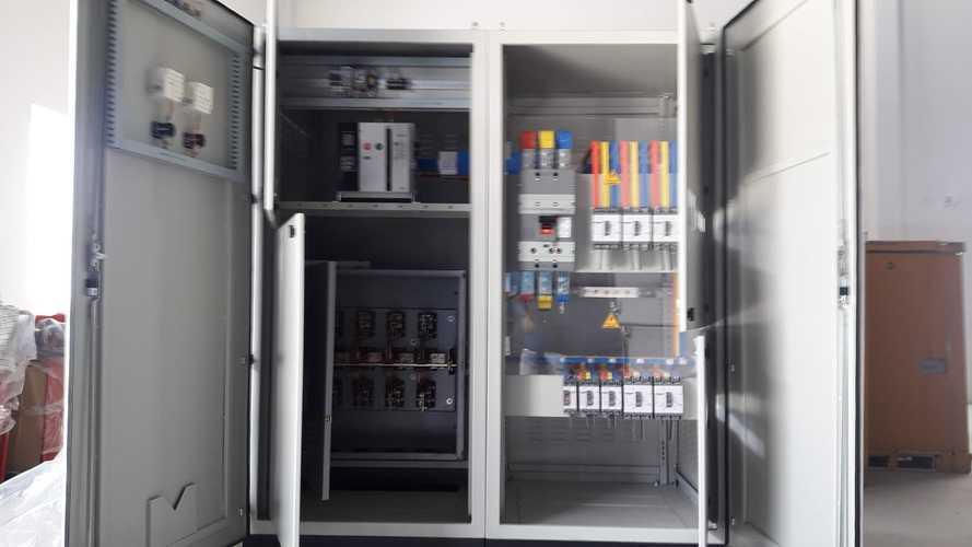 Sản xuất tủ điện tại bình dương